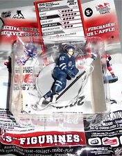 "MARK SCHEIFELE Winnipeg Jets Silver 2.5"" Series 3 NHL Imports Dragon Toy LOOSE"