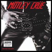MOTLEY CRUE - TOO FAST FOR LOVE D/Rem CD w/BONUS Trax! ~ 80's HEAVY METAL *NEW*