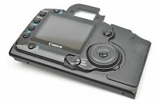 CANON EOS REBEL 5D Rear Cover With LCD Screen Display Rubber GENUINE PART