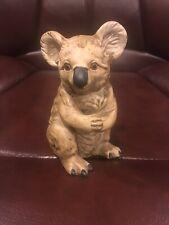 New listing Vintage Ceramic Koala Bear Figurine