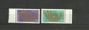 Italy 1973 Europa.SG 1360-1361 MNH italia
