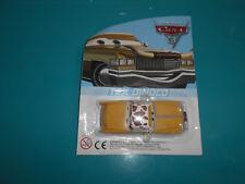 18.4.15.3 Voiture en plastique CARS 3 Tex dinoco Disney PIXAR 7cm