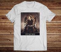 Funny. IT'S MY SPOT. Game of Thrones. Sheldon. Big Bang Theory. Mens T-Shirt