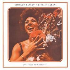 Live In Japan von Shirley Bassey (2008)