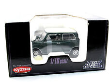 Kyosho 7008, 1964 Morris Mini Cooper 1275 S green/white 1/18 OVP
