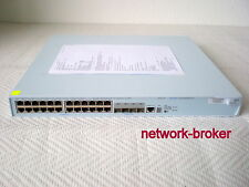 3Com 3CR17571-91 4500 PWR 28-Port Switch PoE mit Funktionsprotokoll