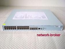 3com 3cr17571-91 4500 PWR 28-Port switch Poe con protocolo de función