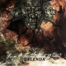 From a Second Story Window - Delenda  (CD, Jul-2006, Blackmarket Activities)
