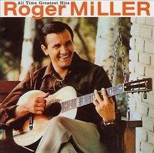 All Time Greatest Hits by Roger Miller (Country) (CD, Apr-2003, Mercury)