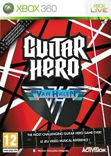 GUITAR HERO VAN HALEN XBOX 360 GAME SOLUS NEW & SEALED