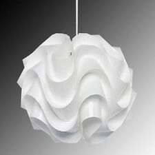 Modern Le Klint 172B Pendant Light White Plastic Shade Suspension Lamp Lighting