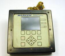 Markem 5000 Series Thermall Printer Operator Interface Panel