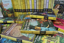 Lot of 10 Nancy Drew Vintage Hardcover Books by Carolyn Keene – Random