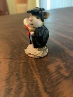 Wee Forest Folk Graduating Mouse