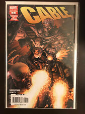 Cable #1 and 2 Variant 2008 Marvel Comic Books David Finch and Rob Liefeld Hope