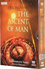 The Ascent Of Man Complete BBC Series - NEW SEALED