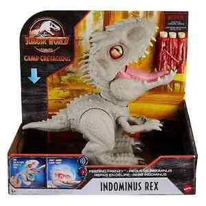 Jurassic World Camp Cretaceous Indominus Rex Feeding Frenzy Mattel 🔥HOT TOY🔥
