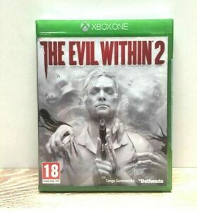Microsoft Xbox One - The Evil Within 2 - PAL