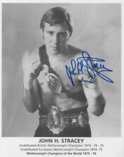 Boxing S Collectable Autographs