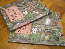 Secrets of the Rainforest ~ Margaret Dunkle.Dailan PUGH. SIGNED  UNread  in MELB