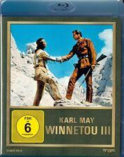 WINNETOU III (Lex Barker, Pierre Brice) Blu-ray Disc NEU