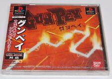 Pistola intervinieron Gunpei Yokoi GUNPEY PlayStation PSone PS1 PSX Japón JPN Nuevo Sellado