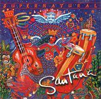 (CD) Santana - Supernatural - Smooth, Corazon Espinado, Maria Maria, u.a.
