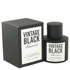 Kenneth Cole Vintage Black by Kenneth Cole 3.4 oz EDT Cologne Spray for Men NIB