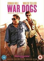 , War Dogs [DVD] [2016] [Includes Digital Download], New, DVD