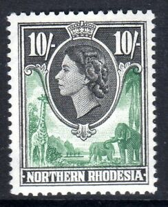 NORTHERN RHODESIA... 1953  ..sg 73 .   .10/-    ..mnh um     ,, £17