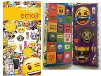 Emoji stickers Art Craft Card Making KIDS REWARD BEHAVIOUR 300 Decal Stickers