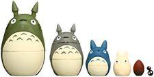 ENSKY Studio Ghibli Works Totoro Matryoshka NEW from Japan