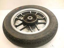 Honda VT500C (PC08) Felge 130_90_15 Hinterrad Metzeler Reifen Profil 4mm 378_66