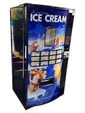 Fastcorp Ice Cream Frozen Ice Cream Vending Machine Model FRI-Z400 Reconditioned