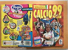 ALBUM FIGURINE CALCIO 99 MERLIN'S figurine presenti 548 su 608 Ottimo