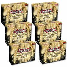 Yu-gi-oh English MAXIMUM Gold Trading Card Box (36686917501086)