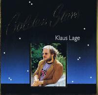 Golden Stars - Klaus Lage CD ( 18 Track ) Club Exklusiv wie Neu