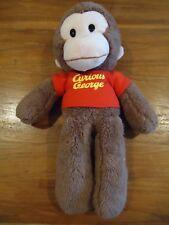 Gund Floppy Take A Long Curious George Monkey Stuffed Animal Plush Toy