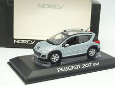 Norev 1/43 - Peugeot 207 SW Outdoor