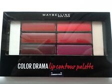 Maybelline Color Drama Lip contour palette - Crimson Vixen -BNWT