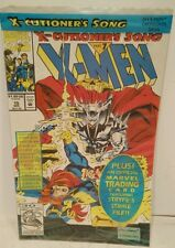 x cutioners song part 7 x men # 15  sealed with card