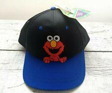 Sesame Street Elmo Baseball Cap Snapback Hat Licensed Adult Collectible Hat