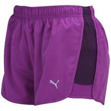 Puma Cool Celular PE funcionando corto W Trotar/Correr/Deportes Pantalones Cortos Size Uk 10