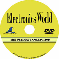 Electronics World Magazine Ultimate Collection DVD issues pdf CD