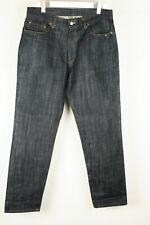 Natural Born Raw Denim Jeans Baggy Fit 34 x 32
