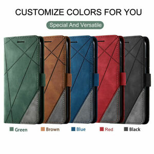 For Motorola Moto G Play G Power (2021) Magnetic Leather Wallet Flip Case Cover
