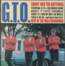 RONNY & THE DAYTONAS - G.T.O.: THE BEST OF THE MALA RECORDINGS USED - VERY GOOD