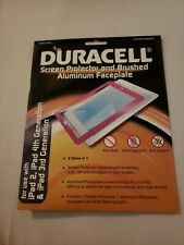 Duracell iPad 2 and iPad 3rd Generation Screen, Protector Pink