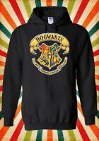 Harry Potter Hogwarts Hipster Cool Men Women Unisex Top Hoodie Sweatshirt 155