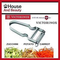 Victorinox Julienne Cutter J Star, Potato / Vegetable Peeler, Peels in Strips